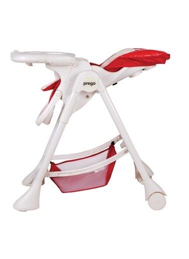 Prego Prego Bona Petite Mama Sandalyesi  Kırmızı